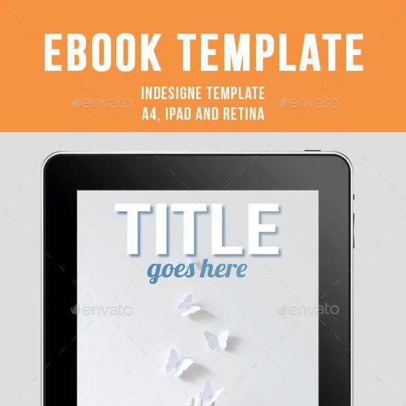 E Book Template No1