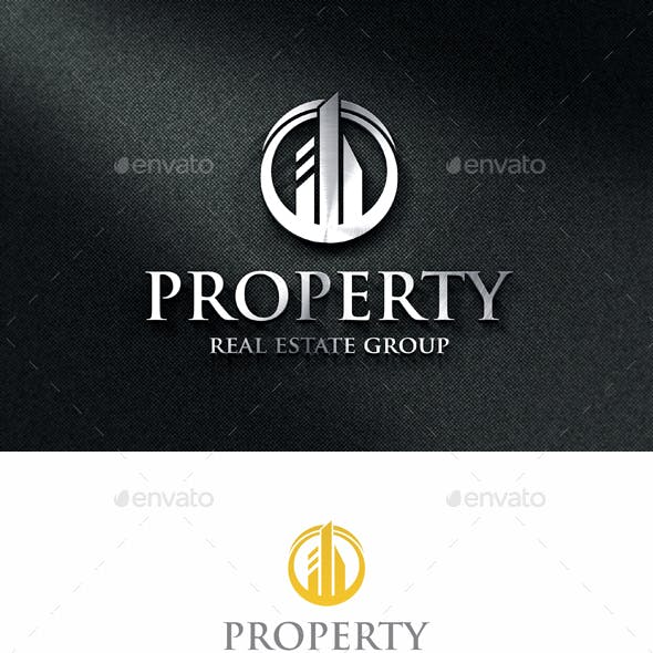 Property Estate Logo