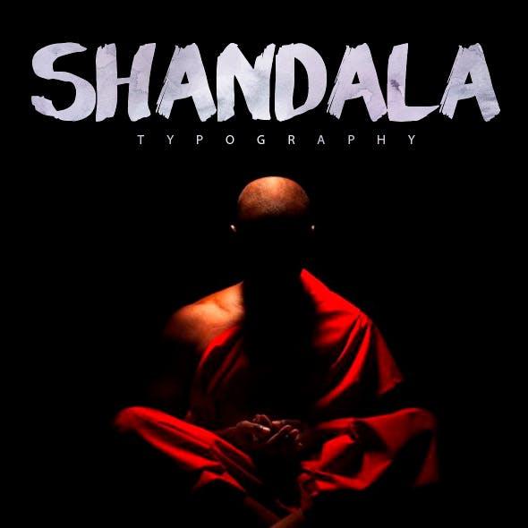Shandala Typeface