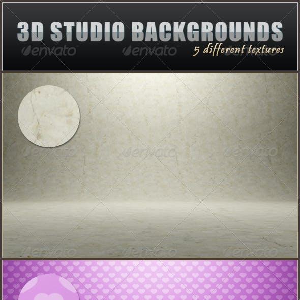 3D Studio Backgrounds