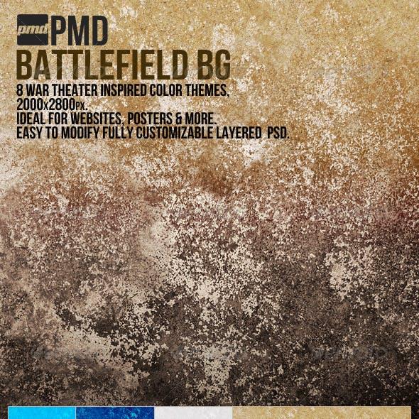 Battlefield BG - War Inspired Grunge