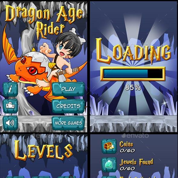 Dragon Age Rider Game Kit