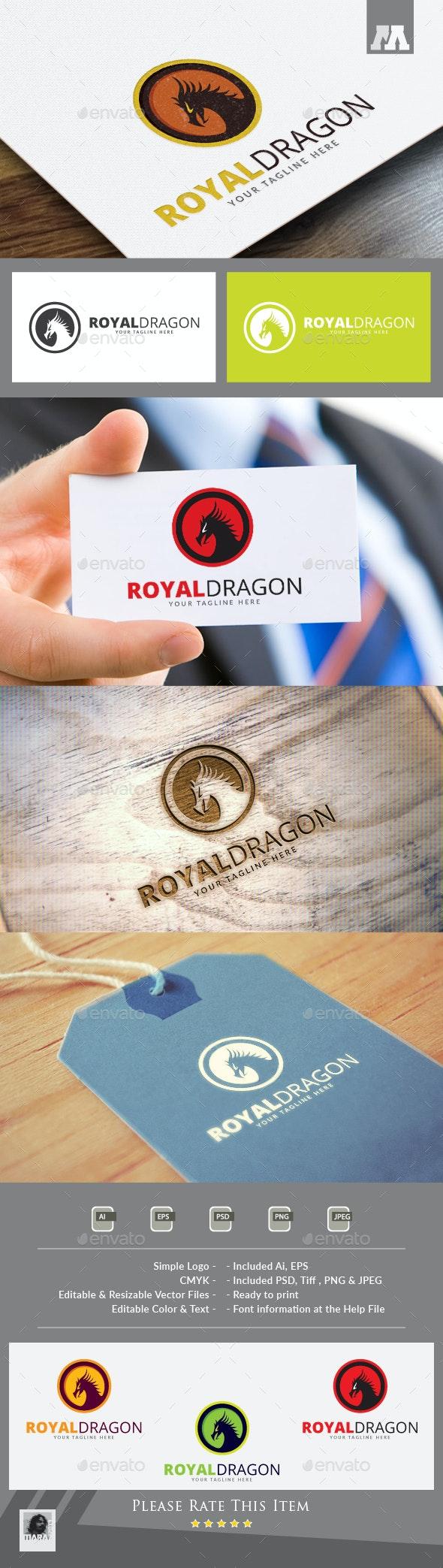Royal Dragon Logo