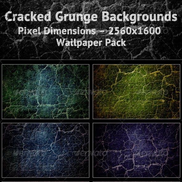 Cracked Grunge Backgrounds
