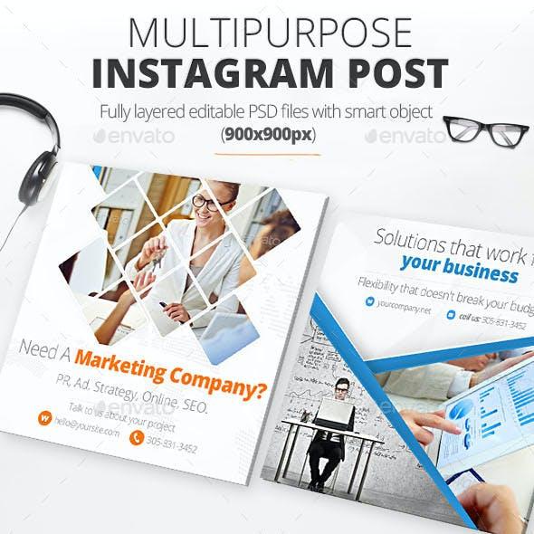 Multipurpose Instagram Posts 10