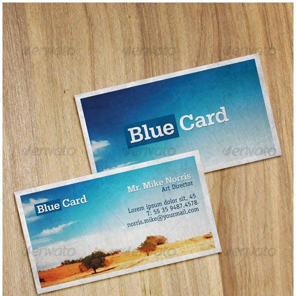Blue Card