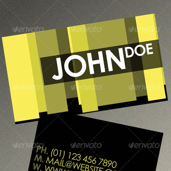 Beee! Business Card