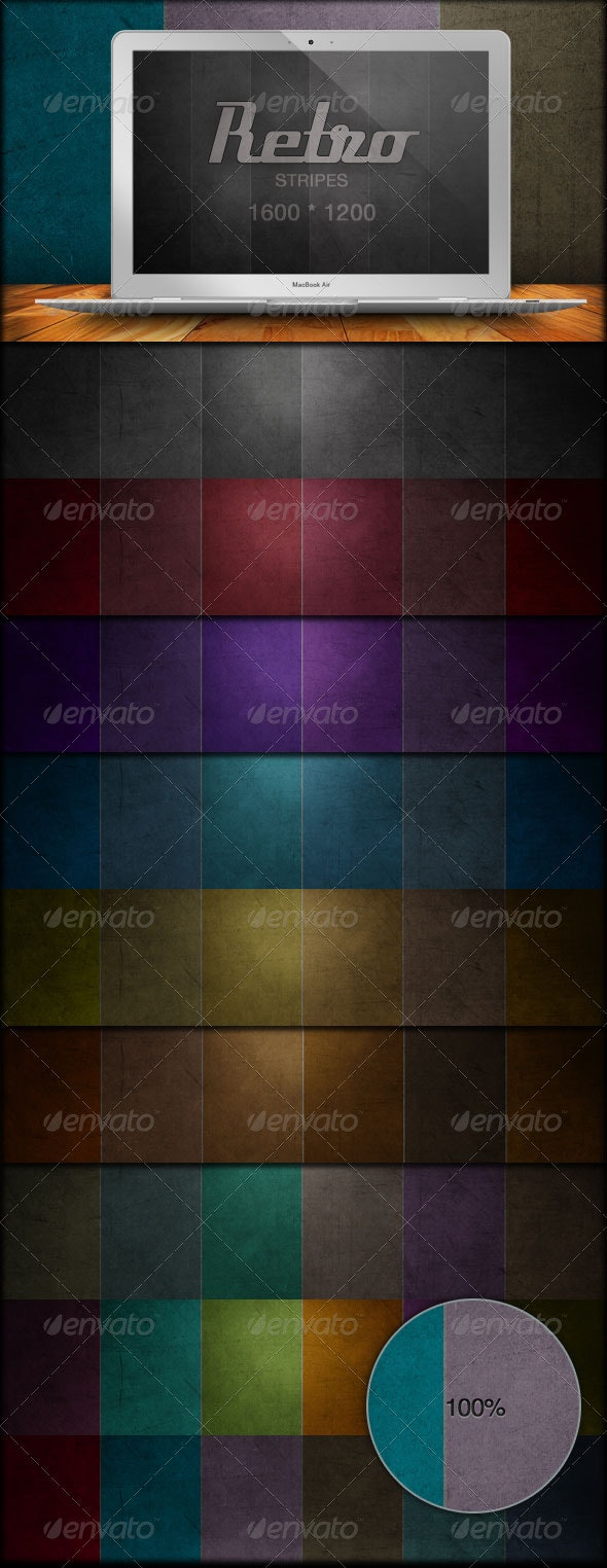 60 Retro Stripe Grunge Backgrounds - Backgrounds Graphics