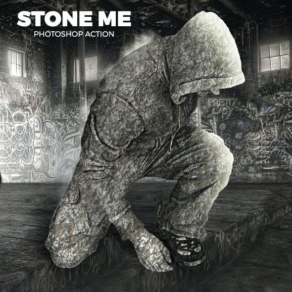 Stone Me - Photoshop Action