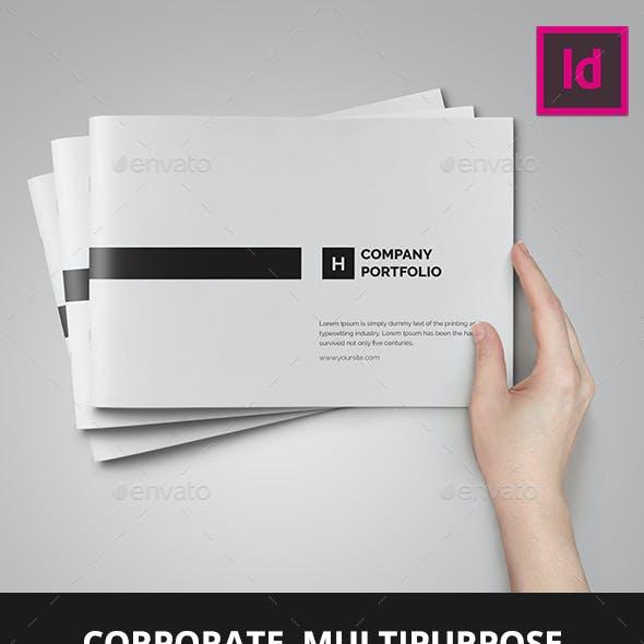 Corporate Multipurpose Profile Brochure