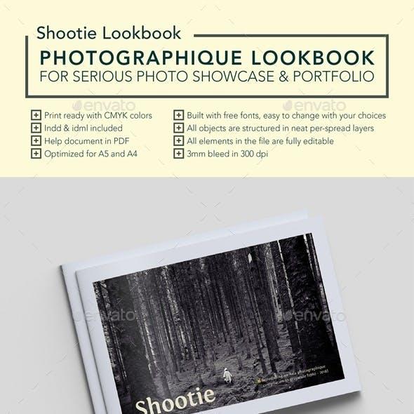 Shootie A4 & A5 Photography Lookbook