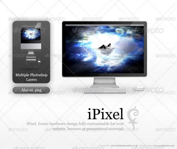 iPixel - Monitors Displays