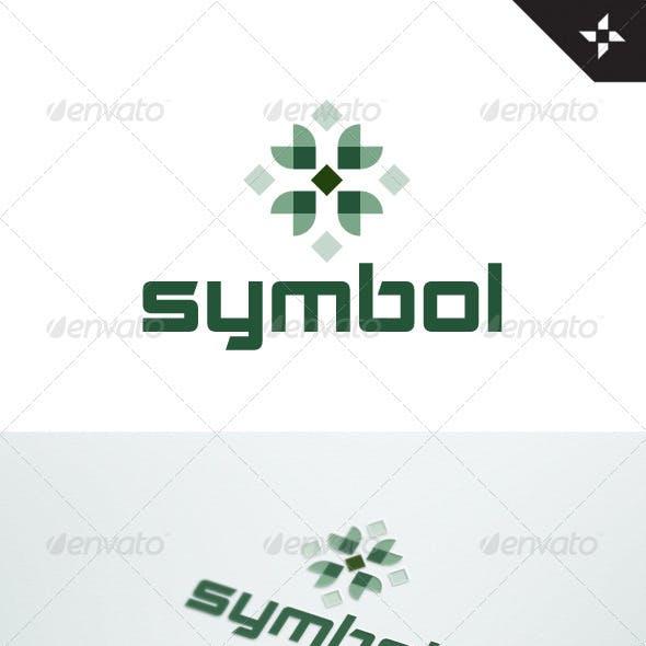 Abstract Symbol Logo