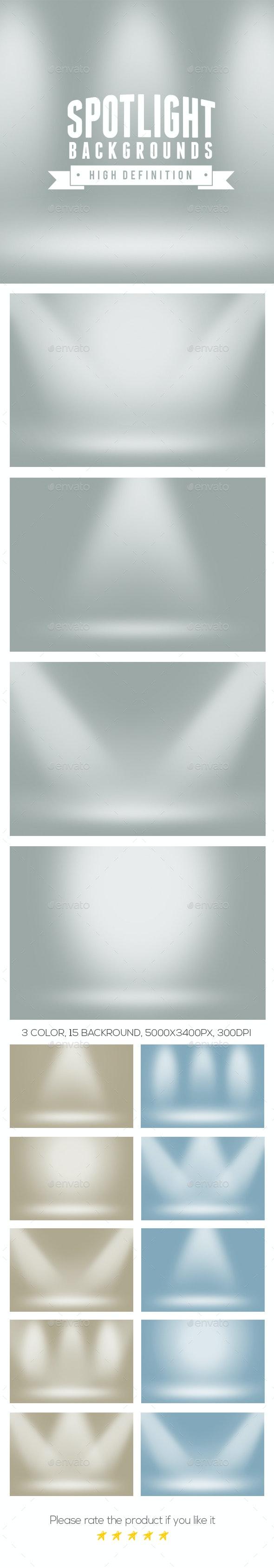 Spotlight Backgrounds - Backgrounds Graphics