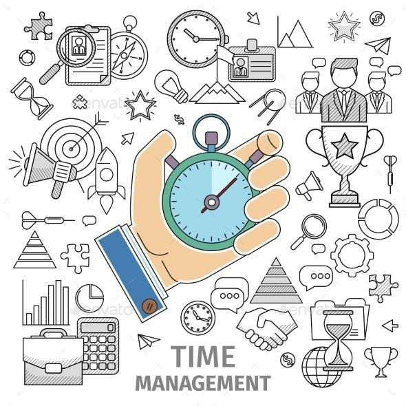 Organizes Working Time