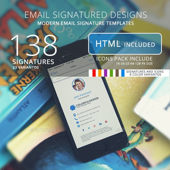Email Signature Templates