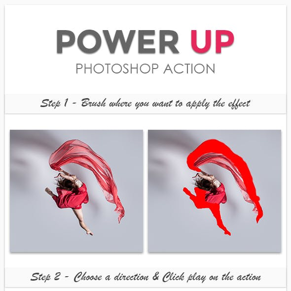 Power Up PS Action