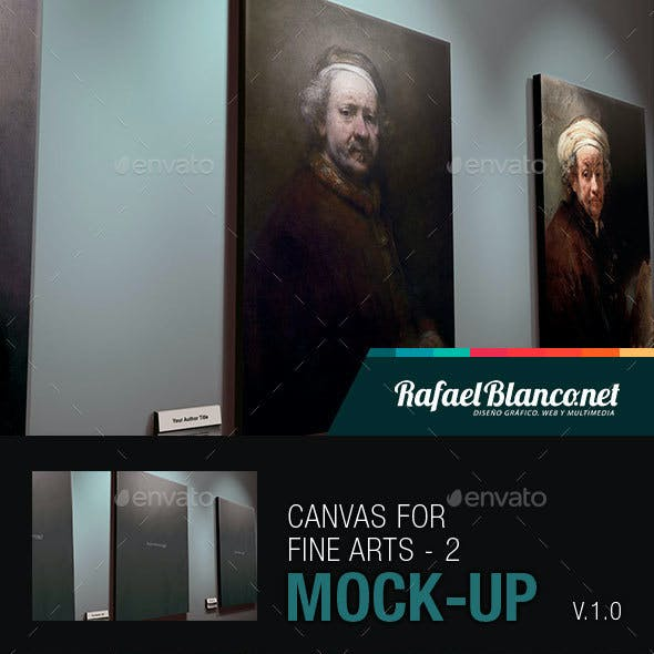 Canvas for Fine Arts Mock-Up 2
