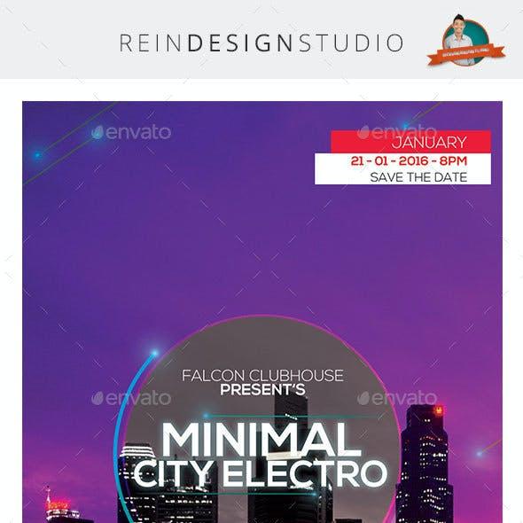 Minimal City Electro