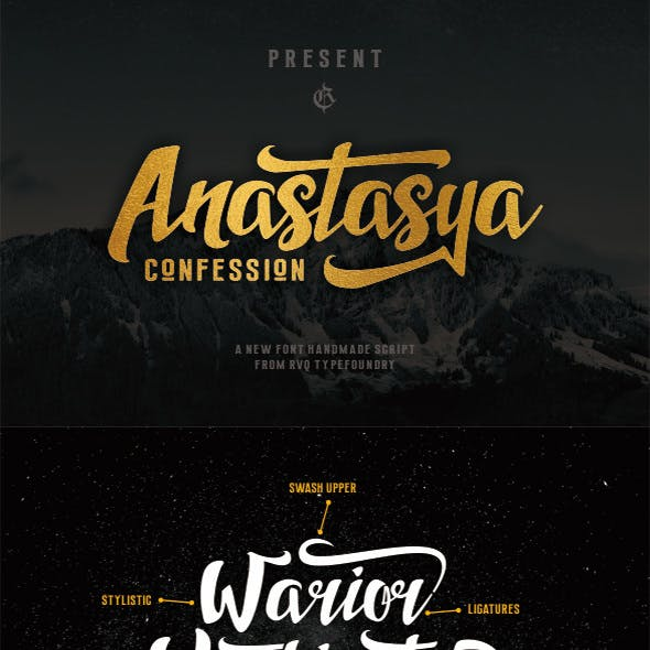 Fashion Serif Fonts from GraphicRiver