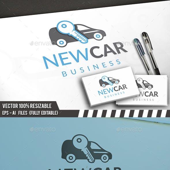 New Car Logo