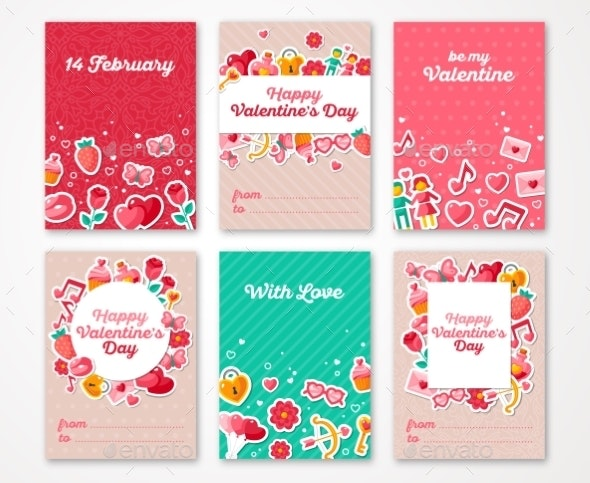 Valentines Day Poster, Banner, Greeting Card - Valentines Seasons/Holidays