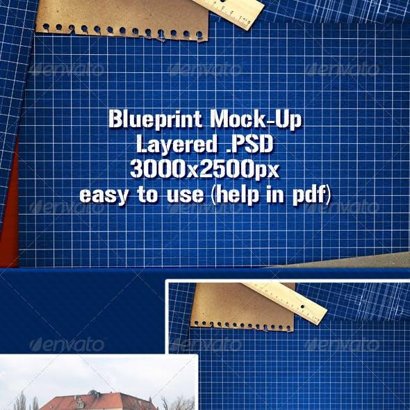 Blueprint Mock-Up
