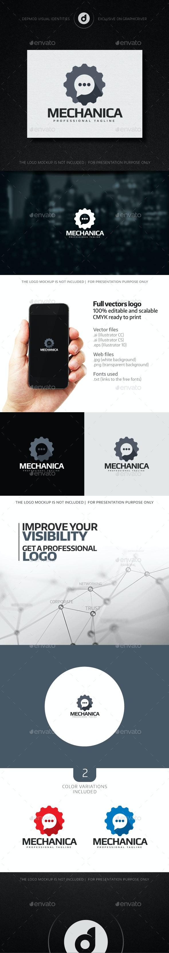 Mechanica Logo