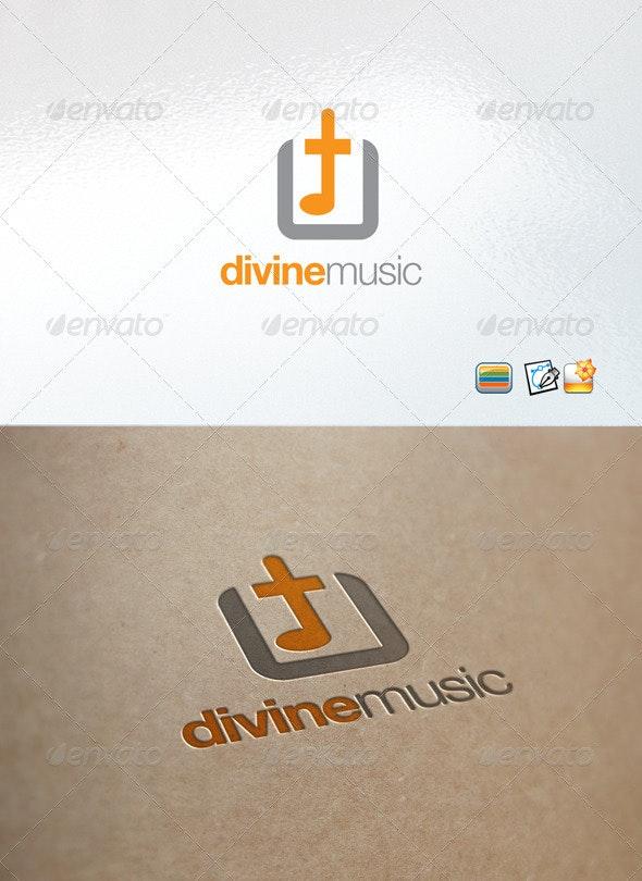 Divinemusic - Symbols Logo Templates