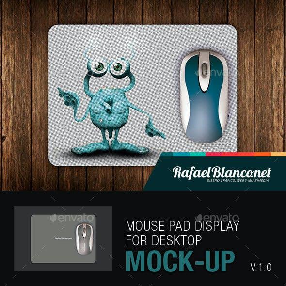 Mouse Pad Mock-Up - v.1.0