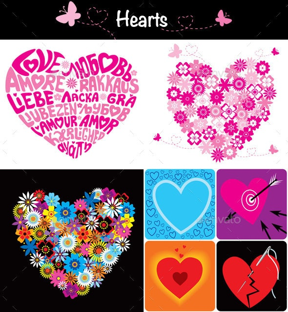 Love Lives In Every Heart - Valentines Seasons/Holidays