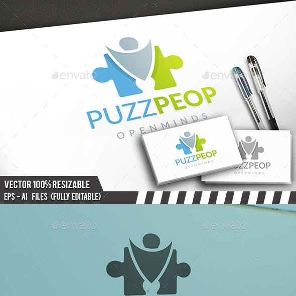Puzzle People Logo