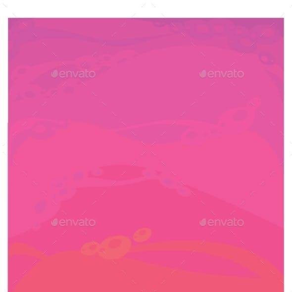 Vector Abstract Pink Purple Background