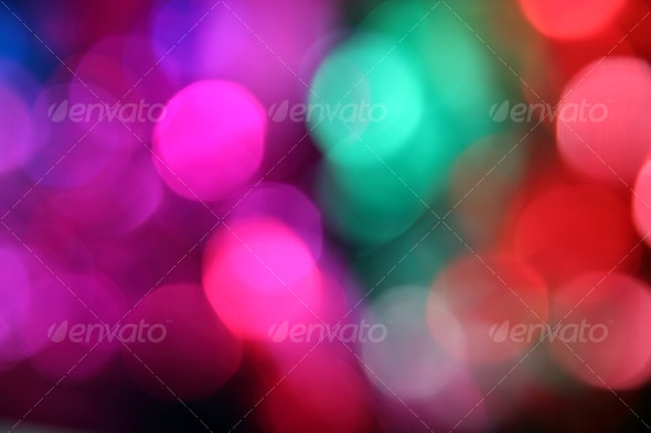 Multicolored blurs - Abstract Textures
