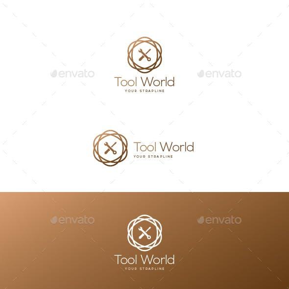 Tool World Logo