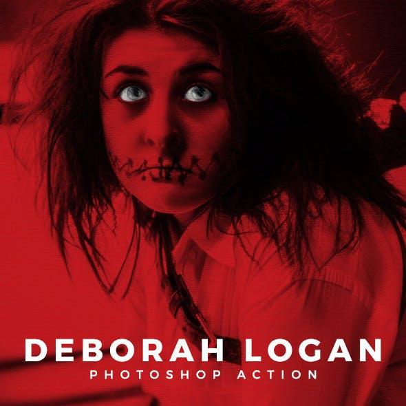 Deborah Logan Photoshop Action