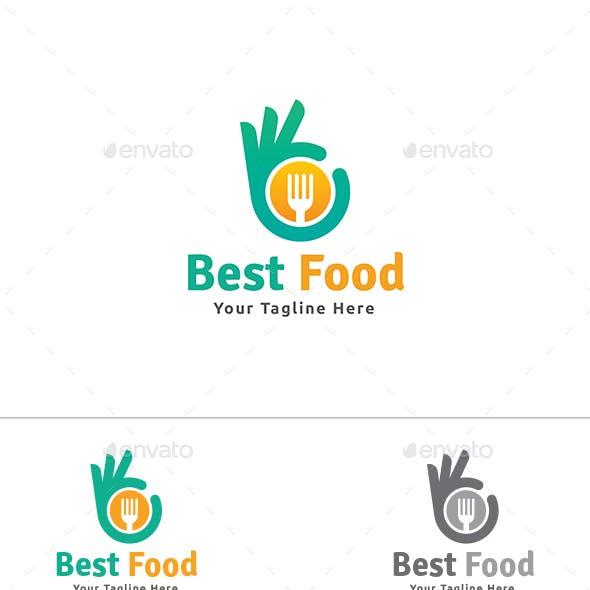 Best Food Logo