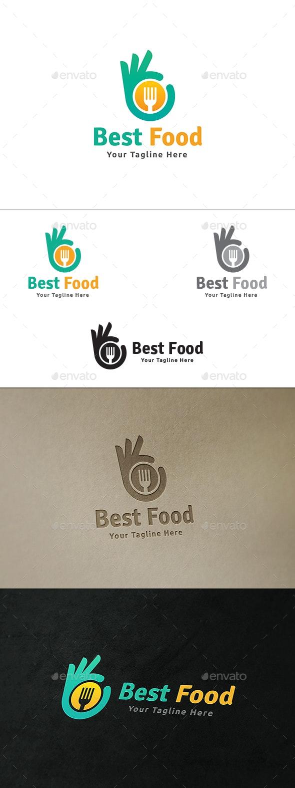 Best Food Logo - Food Logo Templates