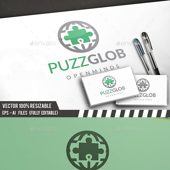Puzzle World Logo