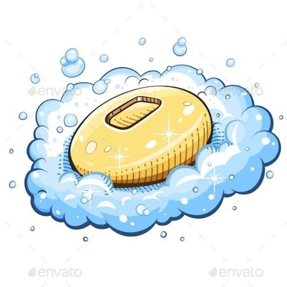 Soap in Foam