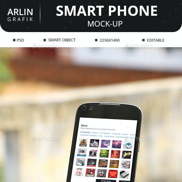 Smart phone / Mobile Mock-up