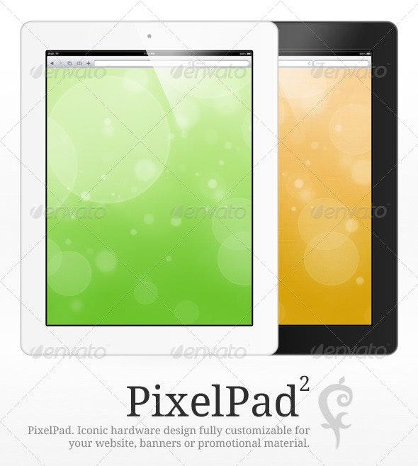 PixelPad 2 - Mobile Displays