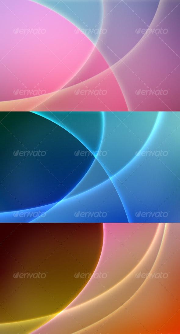 Stylized Web Background - Backgrounds Graphics