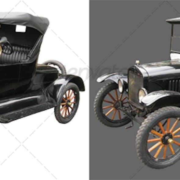 Antique car 01