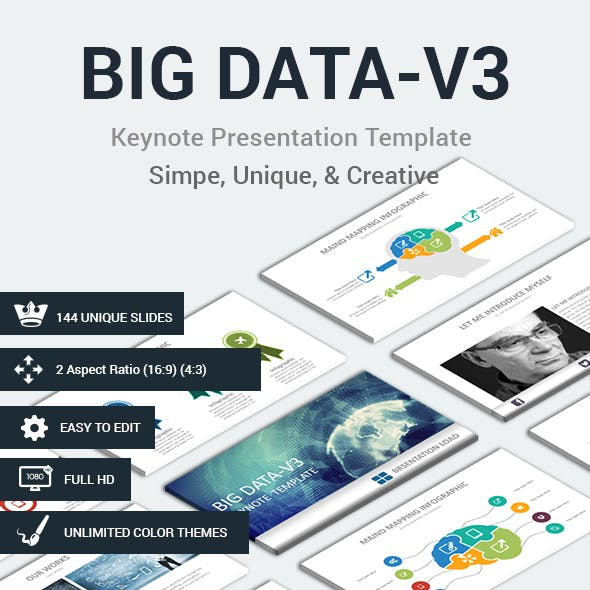 BIG DATA-V3 Keynote Presentation Template