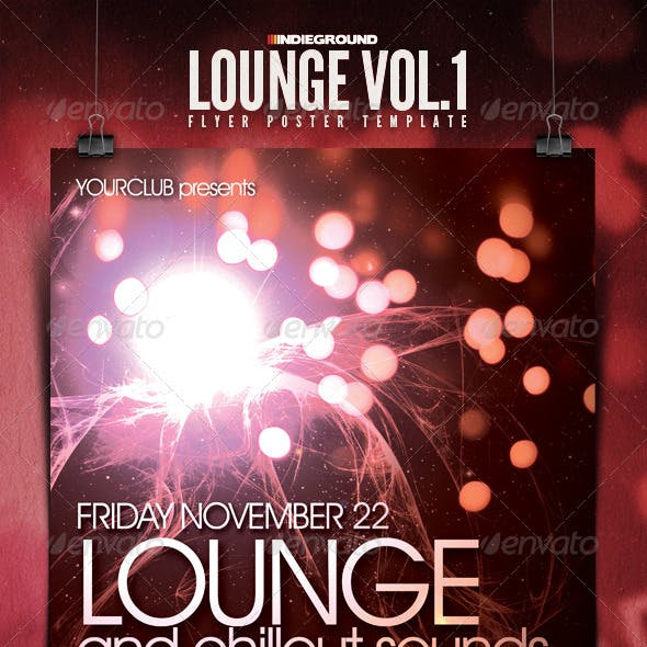 Lounge Flyer/Poster