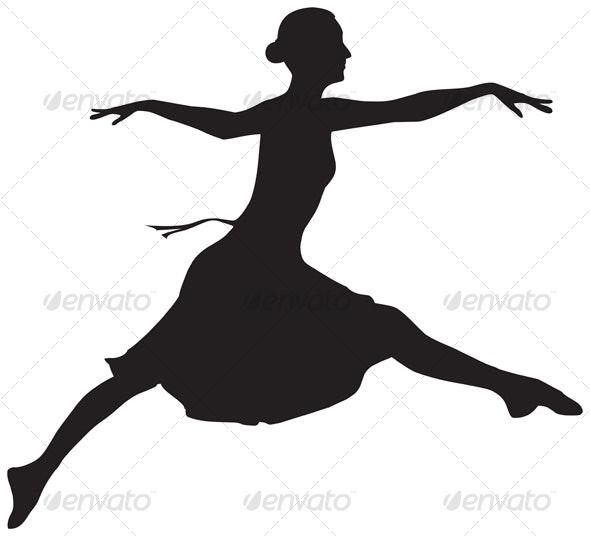 Ballet - Sports/Activity Conceptual