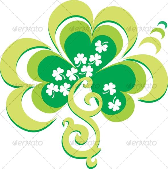 Patrick flowers - Seasons/Holidays Conceptual