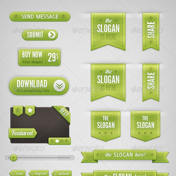Web Elements 2