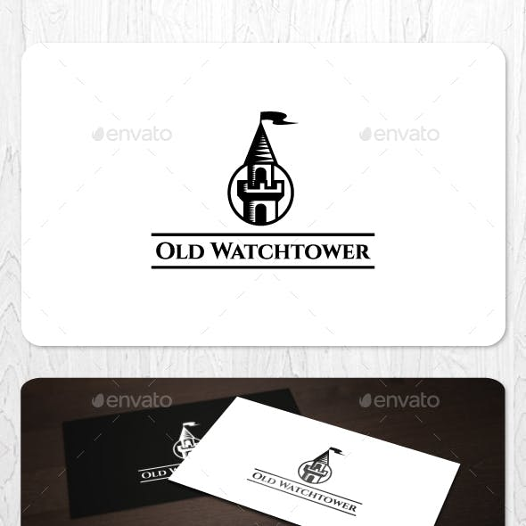 Old Watchtower Logo